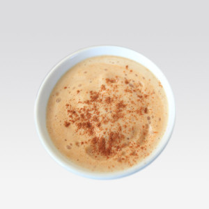 Chai Tea (black tea infused with a subtle blend of aromatic Indian herbs and spices)