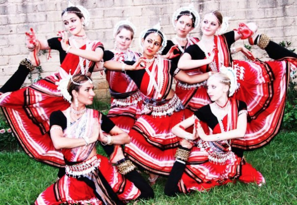 """""""Spirit of the Gait"""" attracted some of the world's best Indian classical dancers"""